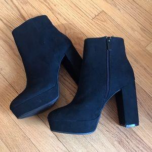 LF High Heel Boots